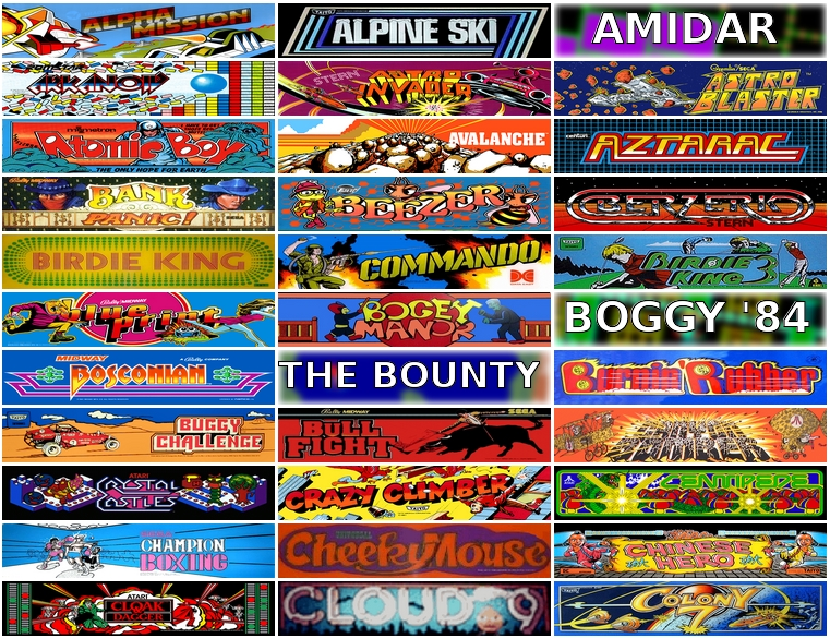 Arcade Spiele Pc